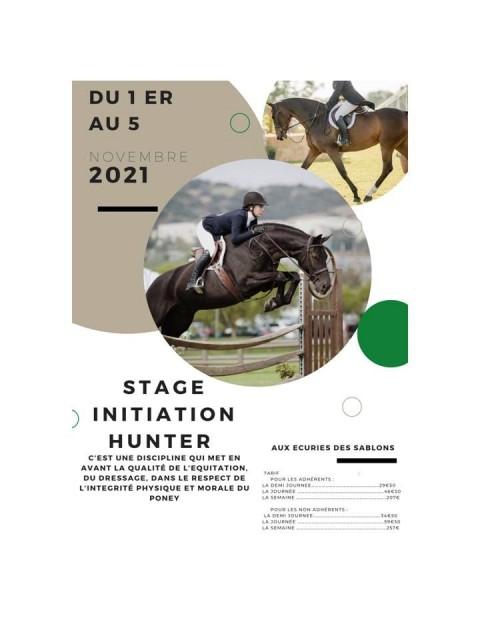 01 - 11 - 2021 Stage Hunter